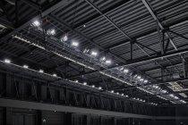パナソニックがFLAT HACHINOHEのためにオリジナルで設計したアリーナ照明