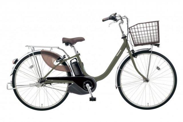 軽量電動アシスト自転車「ビビ・L」限定カラー発売のお知らせ