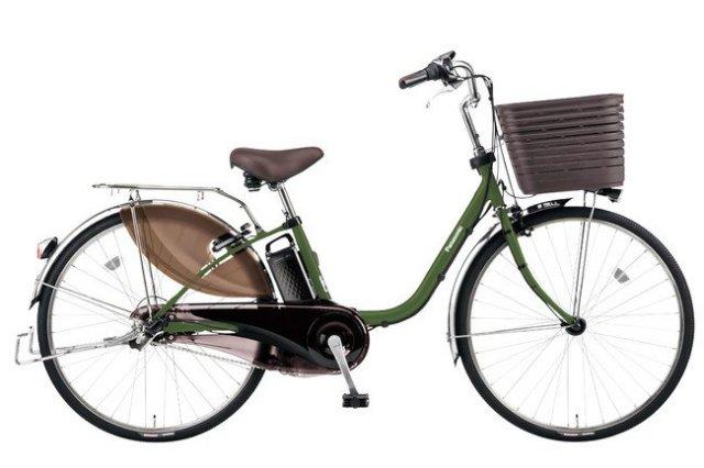 電動アシスト自転車「ビビ・DX」限定カラー発売のお知らせ
