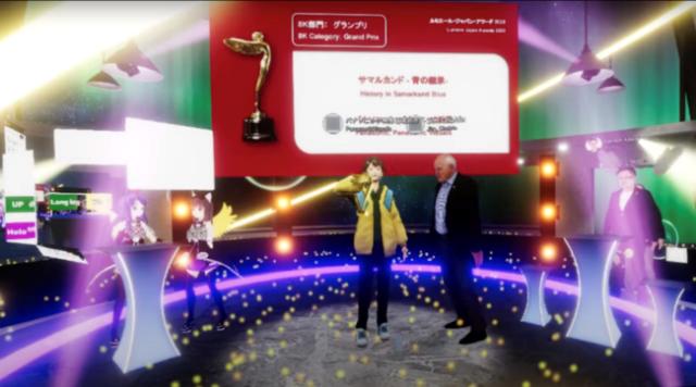 パナソニックが 「ルミエール・ジャパン・アワード2020」 8K部門でグランプリを受賞