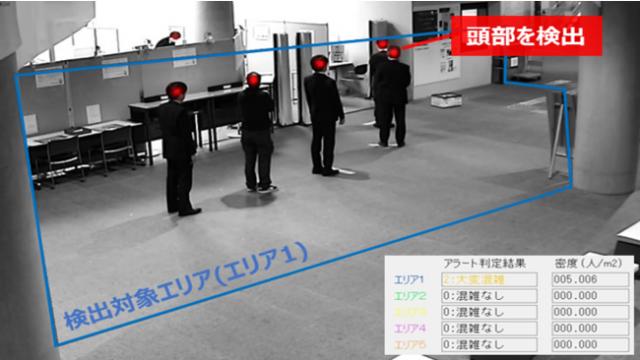 行政システムとパナソニック、投票所においてAI画像センシング技術を用いた混雑可視化の実証実験を実施