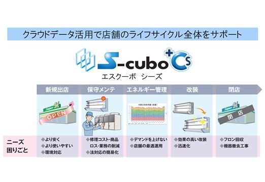 """IoT、Aiを活用した「食品小売業向け冷蔵/冷凍設備運用サービス""""エスクーボシーズ""""」を提供開始"""
