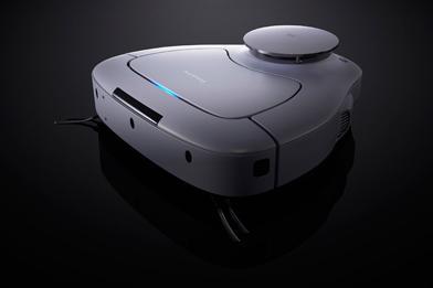 次世代ロボット掃除機コンセプトモデル