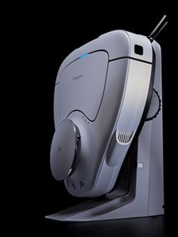 コンセプトモデル縦置き充電