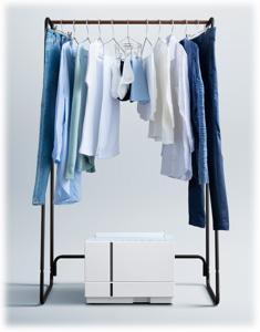 衣類乾燥除湿機 F-YHTX90 イメージ図