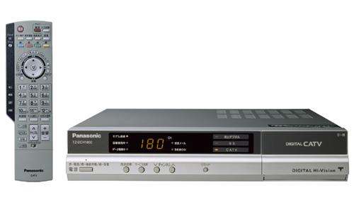 TZ-DCH1800 (TZ-DCH1800 約61KB) 品名 CATVデジタルセットトップ.