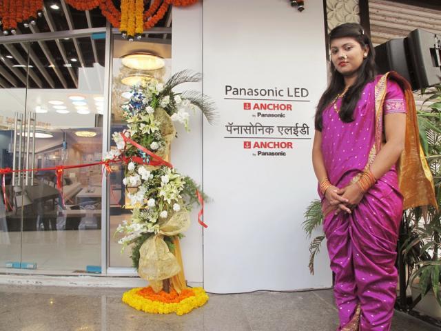 パナソニックとアンカー社の新しい照明事業がインド・ムンバイから始まります
