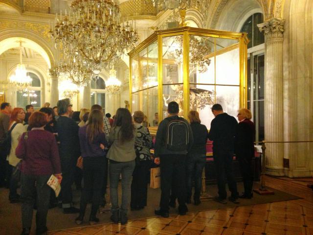 ロシアの芸術・伝統・文化を魅力的に伝える ミュージアムソリューション