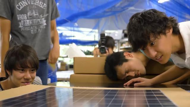 太陽電池モジュール「HIT」開発の舞台裏~世界最大級のソーラーカーレース