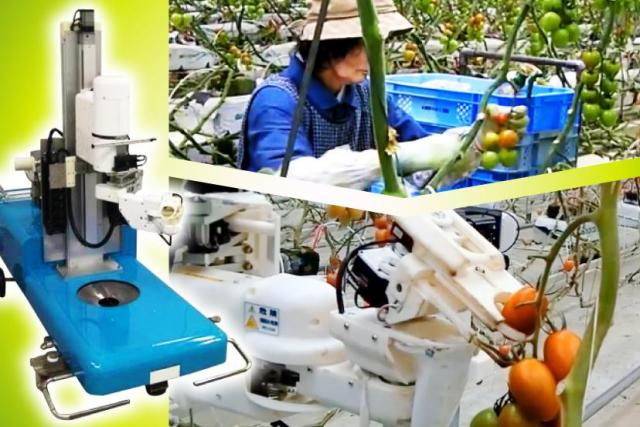 人と共存するロボット技術