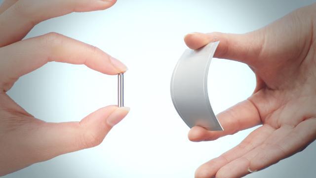 超小型バッテリーソリューション