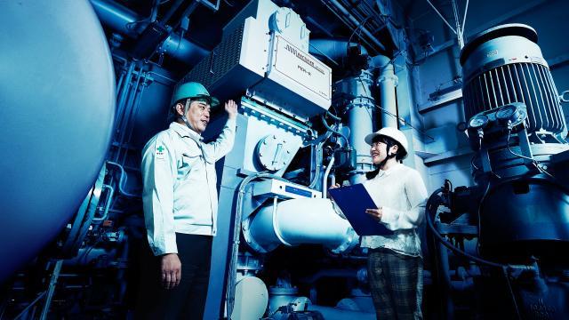 船舶バラスト水処理ソリューション