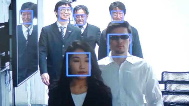 サングラス姿でも顔照合。ディープラーニング技術とデジタルカメラ「LUMIX」のカメラ技術が高精度の顔認証ソリューションを実現