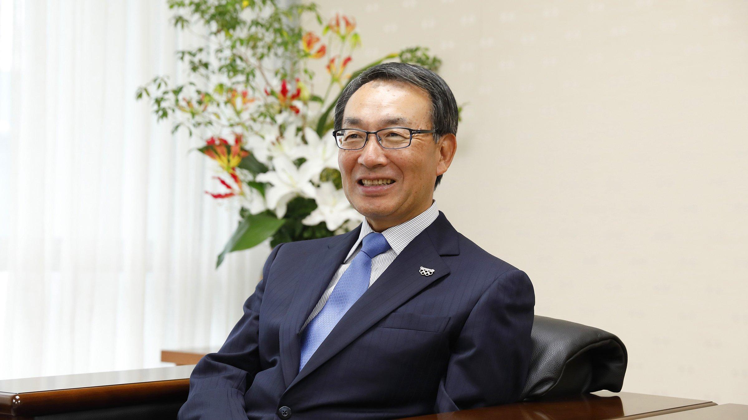 年頭にあたり、津賀社長が従業員に語ったこと