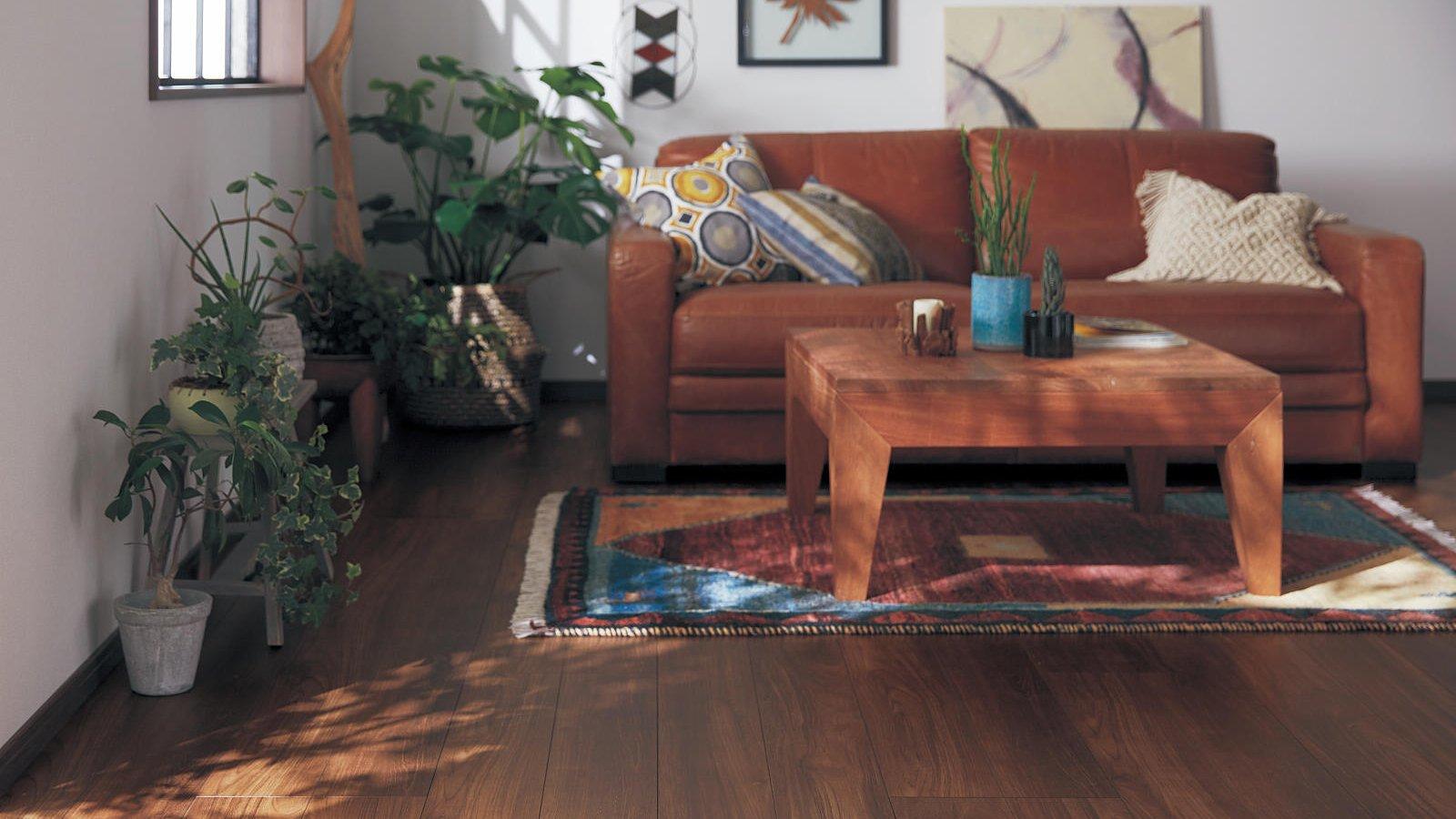 サーキュラーエコノミーに貢献する技術:すまいを彩る環境にやさしい床材