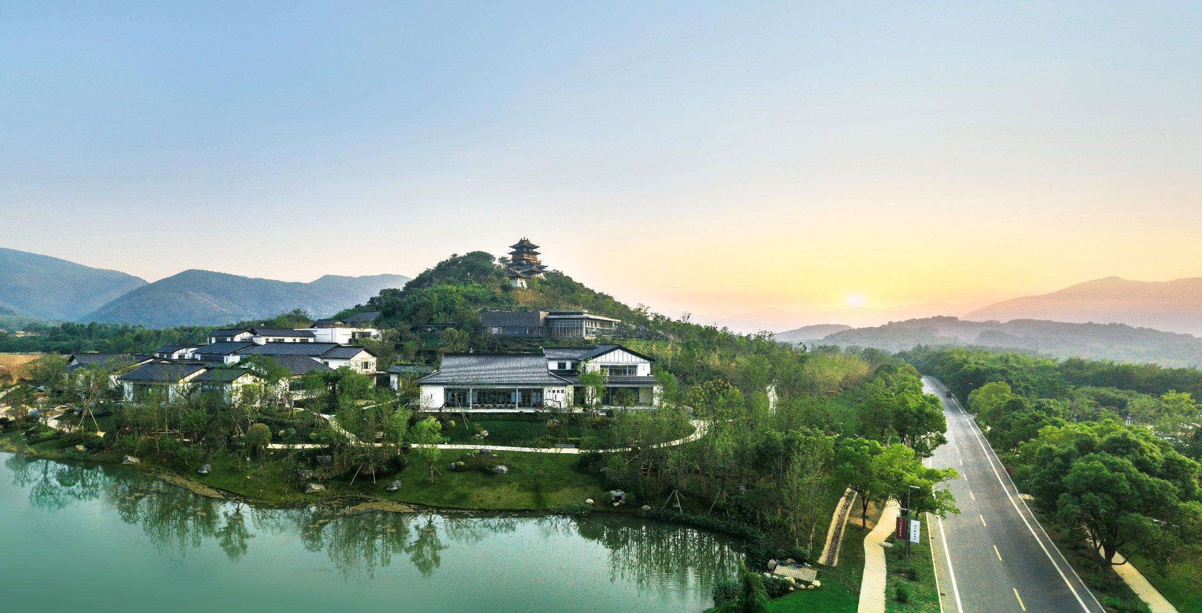 中国で展開中の高齢者向けウェルネススマートタウン