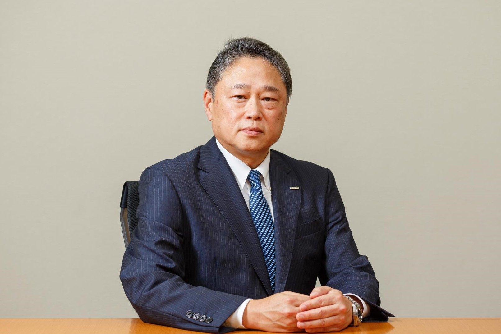 写真:CFOを務める梅田