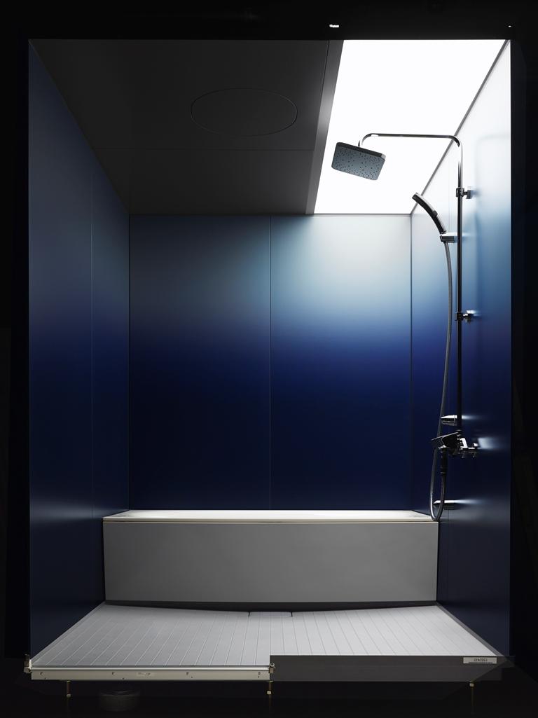 マンション用ユニットバスルーム「i-X INTEGRAL」を発売~より上質なくつろぎの空間を実現