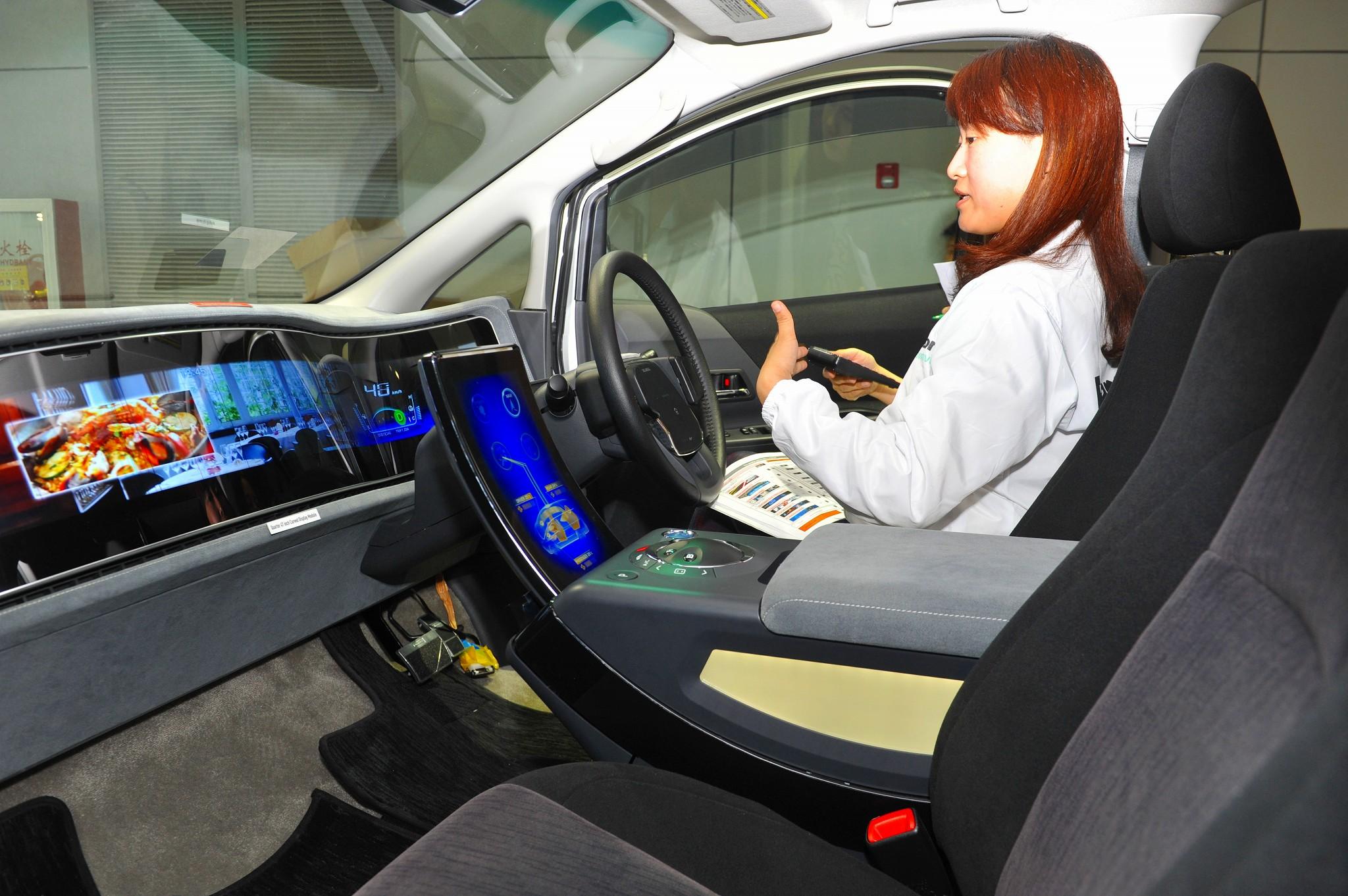 パナソニックが「オート上海2015」に出展~家電の技術で車の未来を切り拓く