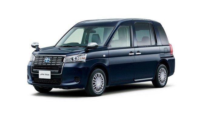 タクシー専用車「JPN TAXI(ジャパンタクシー)」の写真