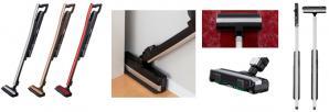 コードレススティック掃除機「iT(イット)」MC-BU500Jを発売