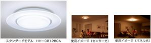 LEDシーリングライト「パネルシリーズ AIR PANEL LED」を発売