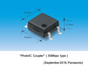 PhotoIC Coupler (50Mbps type)