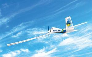 乾電池「エボルタ」でギネス世界記録「世界最長距離 有人飛行」に挑戦