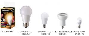 LED電球に保証制度を導入