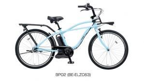 電動アシスト自転車「BP02」