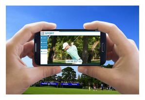Panasonic Signs Exclusive Agreement with VOGO to Distribute 'Sports Presentation System for Personal Devices' in Japan