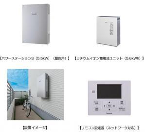 【住宅用】創蓄連携システム 「パワーステーションS」を発売