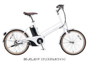 電動アシスト自転車「Jコンセプト」を発売