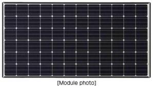 Panasonic HIT(R) Solar Module Achieved World's Highest Output Temperature Coefficient at -0.258%/°C