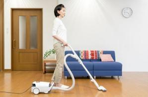 掃除機の違いによる気持ちと身体への負担軽減を検証