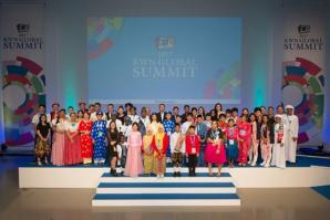 Students from 18 Countries Announce Their Proposals for a Better Future at Panasonic KWN Global Summit 2017 in Tokyo