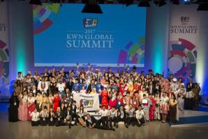 China and Japan Won the Grand Prixs in Panasonic KWN Global Contest 2017