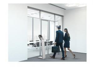 「顔認証による入退セキュリティ&オフィス可視化システム」の実証実験を実施