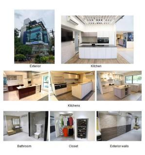 Panasonic Launches Comprehensive Showroom for Residential Materials such as Kitchens in India