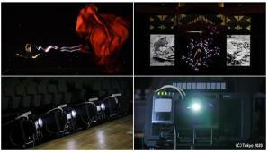 「東京2020オリンピック1年前セレモニー」を高速追従プロジェクションマッピング対応のプロジェクターで支援