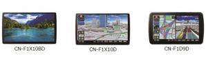 SDカーナビステーションStrada大画面モデル3機種を発売