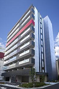 土地・建物のサブリースによる独自の運営スキーム「インバウンド・リンクシステム」を採用したパナソニック ホームズ初の特区民泊『BON Condo Namba Nipponbashi』が竣工