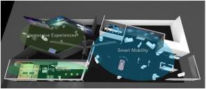 CES 2020 パナソニックブースの主な出展内容