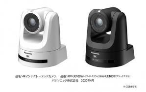 NDI、SRTをはじめとするIP映像伝送に幅広く対応した4K/60pリモートカメラを開発