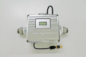 超音波式水素流量濃度計を開発