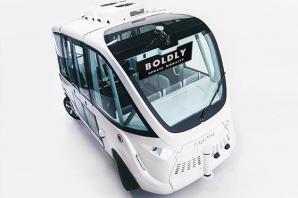 万博記念公園での自動運転車両を活用した次世代型モビリティサービス実証「(仮称)EXPOオートライド&ガイド」の共同実施