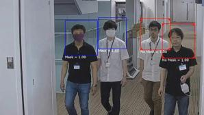 感染症の拡大防止対策を支援する映像監視システムを開発・販売