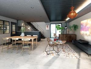 2階建てコンパクト住宅「FORCASA LOUNGE STYLE &」を発売