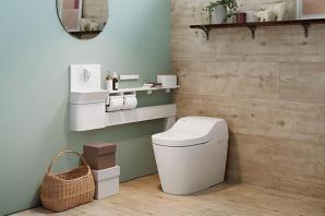 「クローズ洗浄モード」を搭載した全自動おそうじトイレ「アラウーノ」を発売