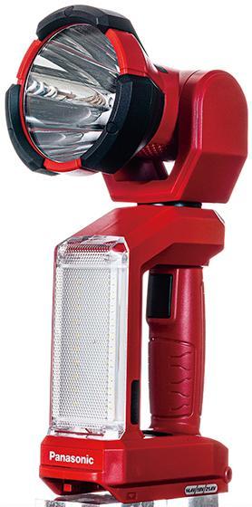 電動工具新製品「工事用 充電LEDスポットワイドライト」を発売